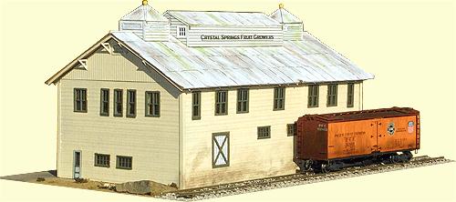 Crusader Rail Services Sidetrack Laser Ho Kits